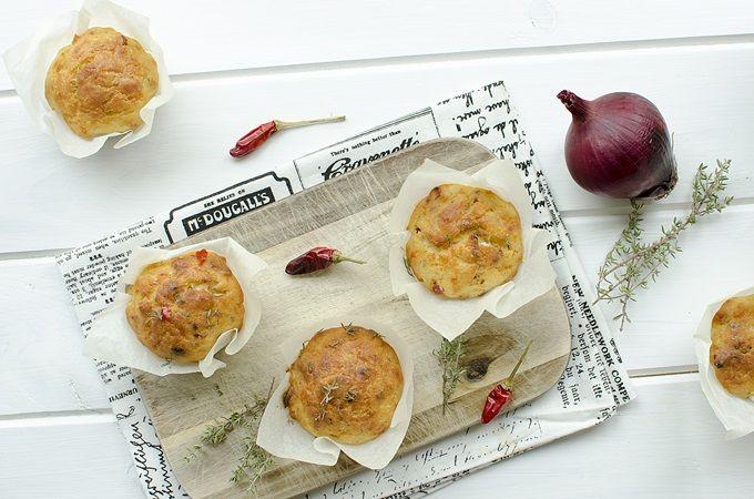 FoodLover: Bramborové muffiny