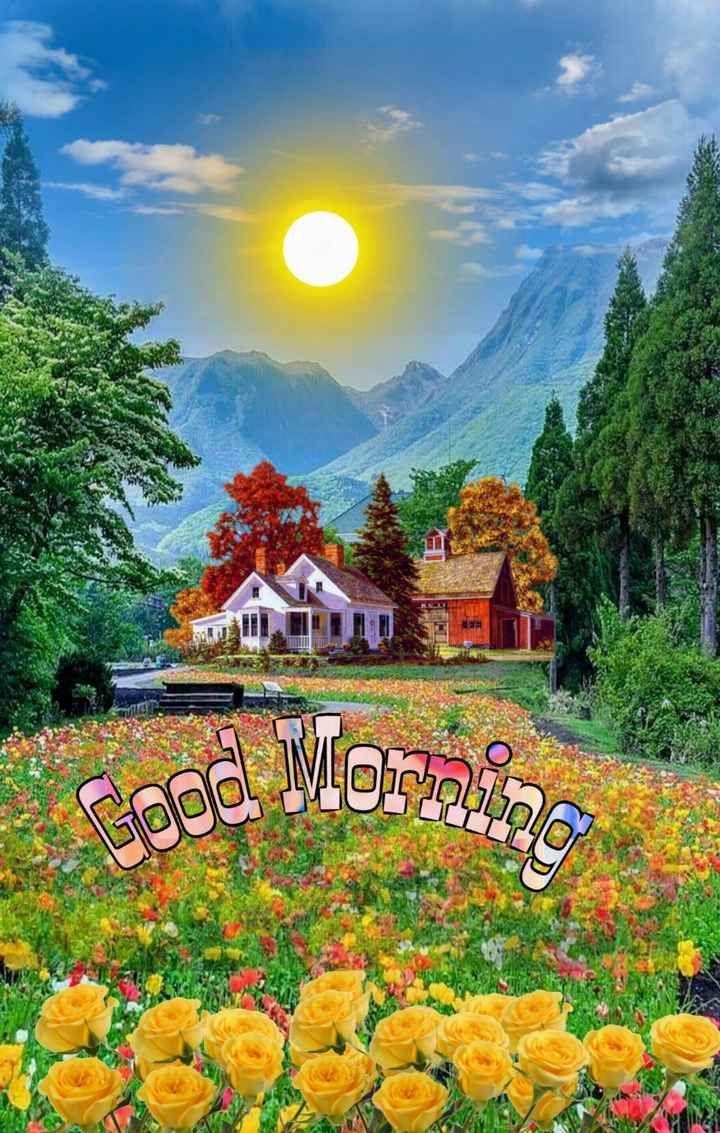 Good Morning Sharechat Natural Landmarks Nature Landmarks