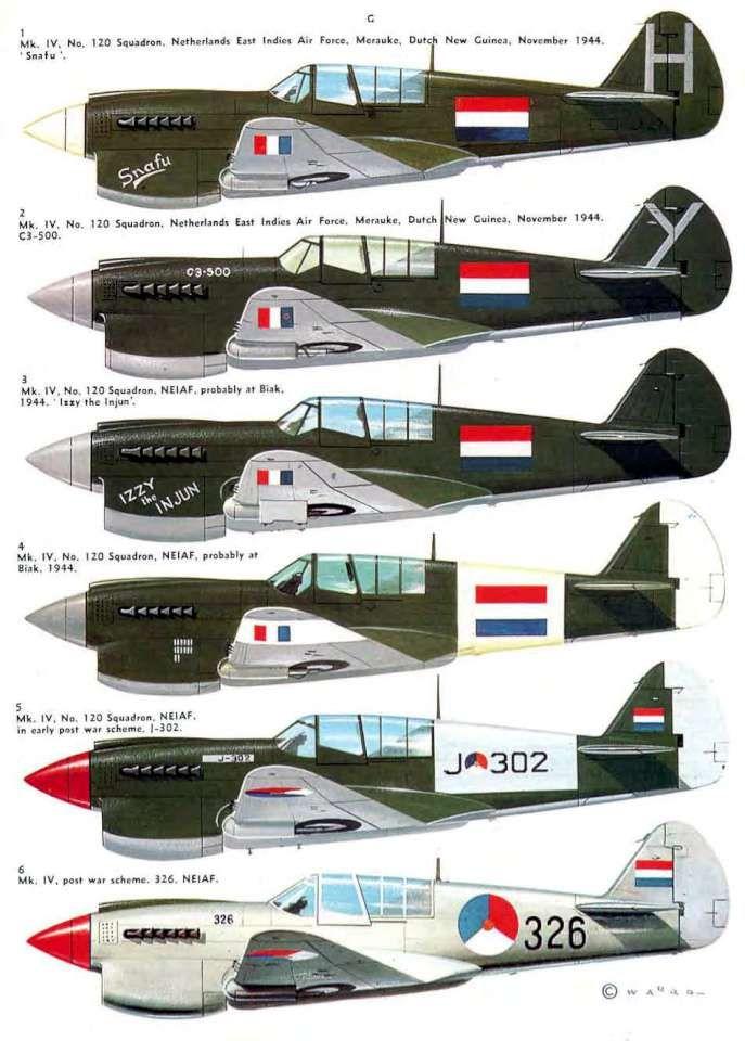06 Curtiss Kittyhawk