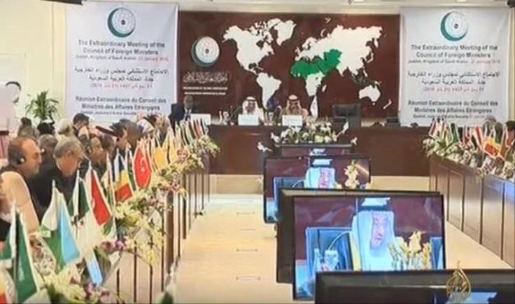 Dihadiri Iran, OKI Bahas Sikap Penyerangan Kedubes Saudi
