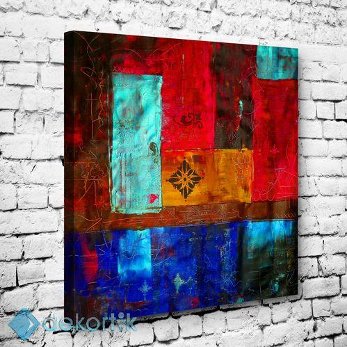 Abstract Dekoratif Tablo #soyut_kanvas_tablo