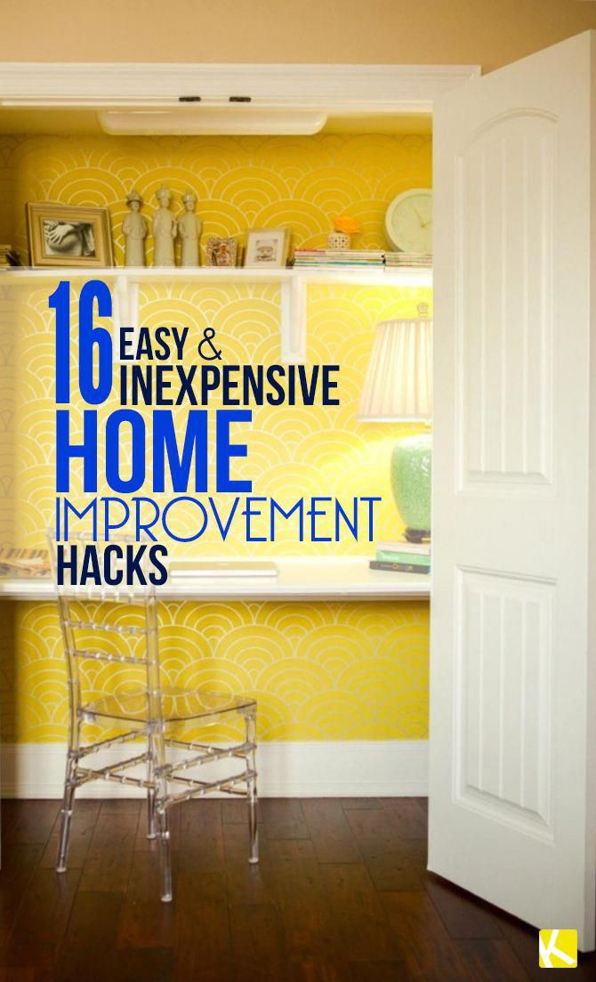 16 And Easy Ways To Remodel Your Home Homeremodeling