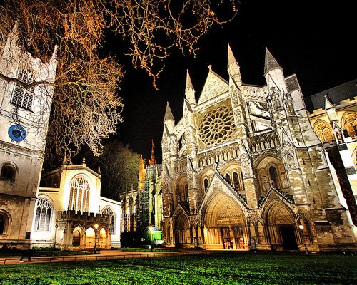 Westminster Abbey #England  #touristattractions #London