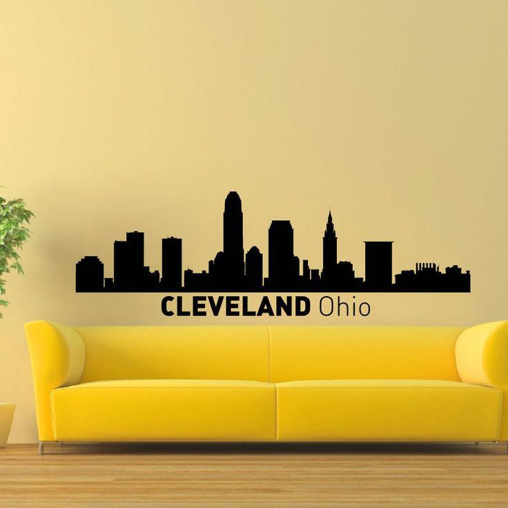 11 best cleveland skyline images on Pinterest | Cleveland skyline ...