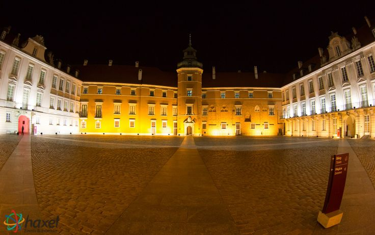 Courtyard of the Royal Castle