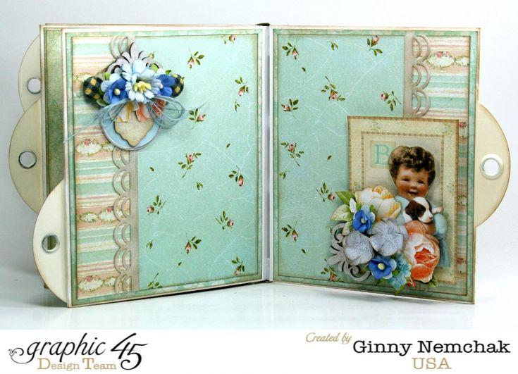 Baby Boy Mini Album 9