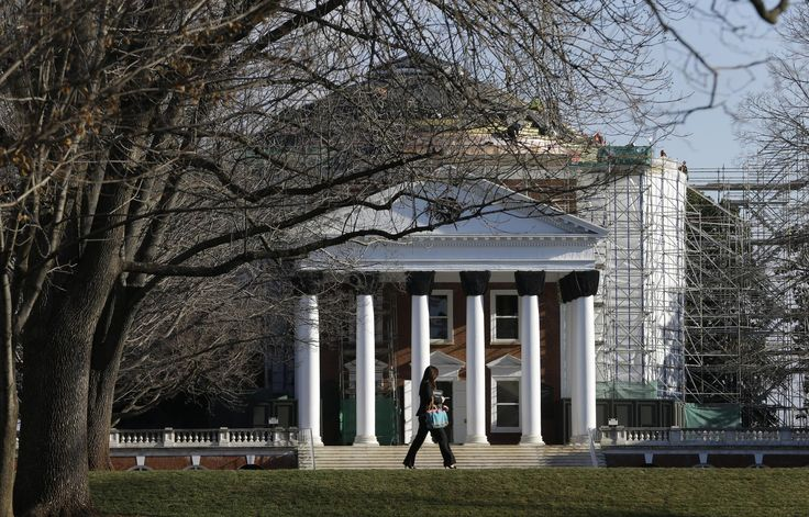 """So she got details wrong about asking for help?!  That means she made up the story?  You get raped and see how clear you are on minor details.  Way to add to her pain, Rolling Stone.   """"Three friends of the University of Virginia student who told Rolling Stone magazine that she was gang-raped at a fraternity party have raised additional ques..."""