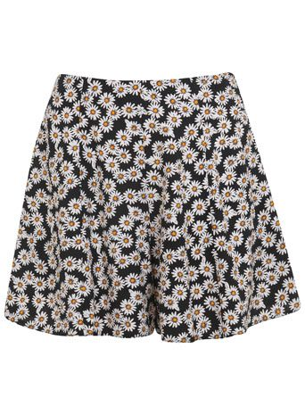 Daisy Printed Skort - Holiday Shop - Clothing