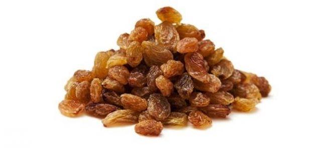 Kuru üzümün mütiş faydaları