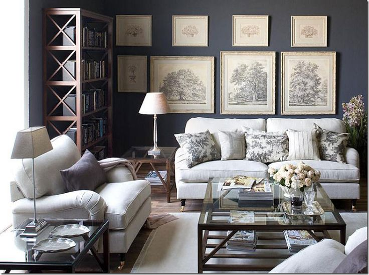 Best Decorate Grey Rooms Images On Pinterest Living Room