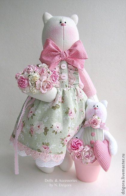 """Muchos patrones de juguetes y muñecas: Diario de las """"muñecas Tilda y otros juguetes primitivos"""": Grupos - red social de las mujeres myJulia.ru"""