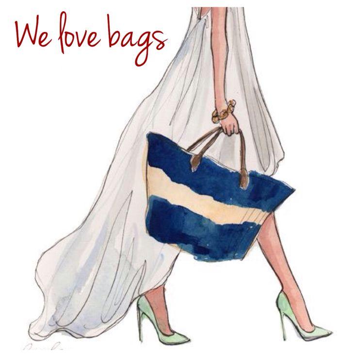 We love bags