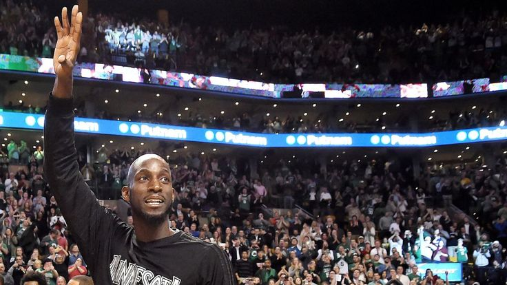 Report: Kevin Garnett expected to announce retirement Friday