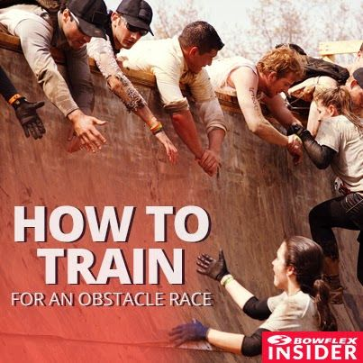 how to train for an obstacle race