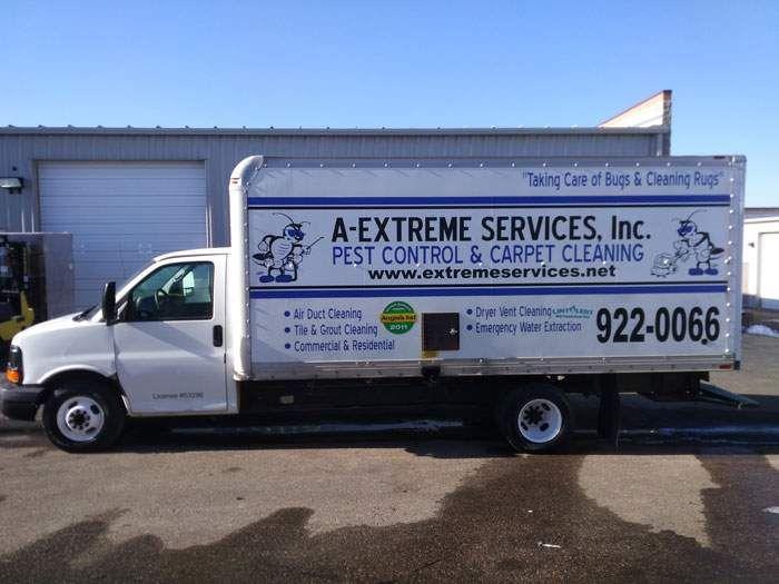 Prochem Peak Gtx W 2004 Gmc Savana Box Truck Used Truckmounts How To Clean Carpet Trucks Used Trucks