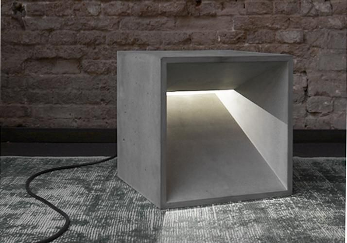 CONCRETE LIGHT by BETONWARE favorited by LIGHTBOX AMSTERDAM