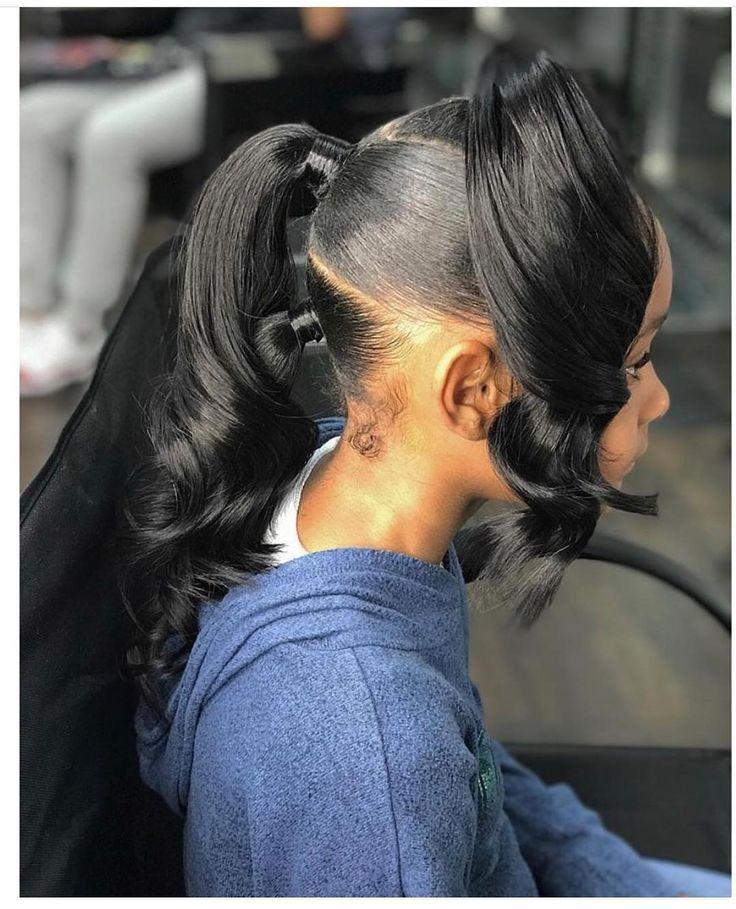 Natural Hair Kids On Instagram: Loving This Slick Press N