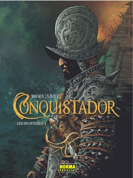 Conquistador - Enlace al catálogo: http://benasque.aragob.es/cgi-bin/abnetop?ACC=DOSEARCH&xsqf99=777835