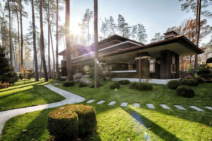 Prairie House by Yunakov Architecture (3) ~ Great pin! For Oahu architectural design visit http://ownerbuiltdesign.com