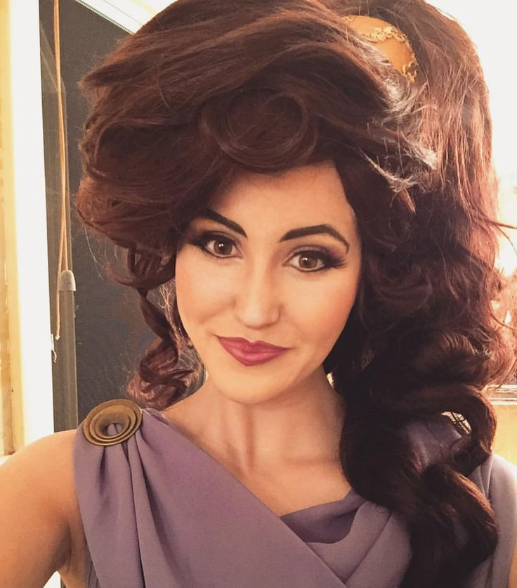 """216 Likes, 12 Comments - Catherine (@disneyprincesscosplay) on Instagram: """"I, for one, cant wait to debut this at #d23 eeeeeee! #megara #d23expo #d23expo2017 #d23cosplay…"""""""