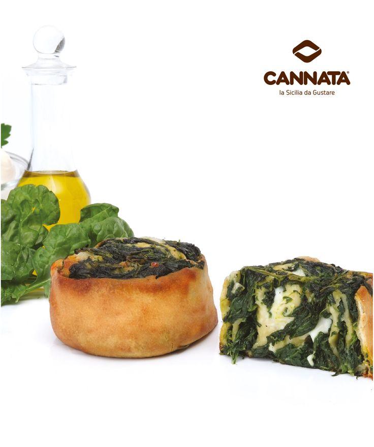 230 g di #Bontà #Siciliana: #Girella #Spinaci e #Mozzarella