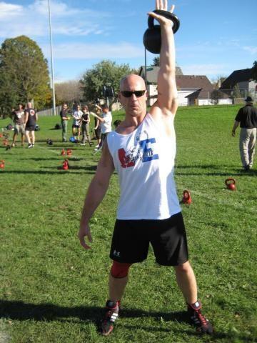 100's Workout by Phil Ross, Master RKC