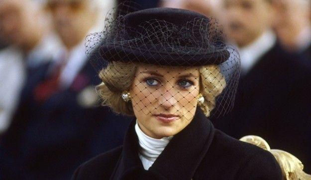 Diana de Gales, fotos aniversario muerte