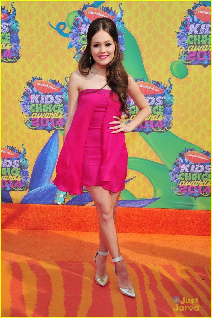 Peyton List & Kelli Berglund: Pretty in Pink at the Kids' Choice Awards 2014! | peyton list kelli berglund pretty in pink at kids choice awards 201403 - Photo Gallery | Just Jared Jr.