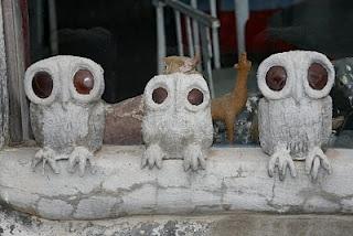 The Owl House  Nieu Bethesda, Karoo  BelAfrique - Your Personal Travel Planner www.belafrique.co.za