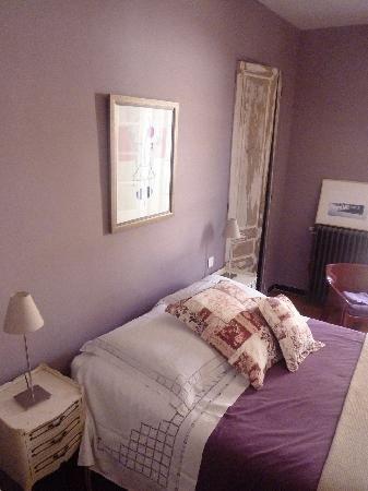 Les 25 meilleures id es concernant chambre mauve sur pinterest mauve lit e - Chambre beige et mauve ...