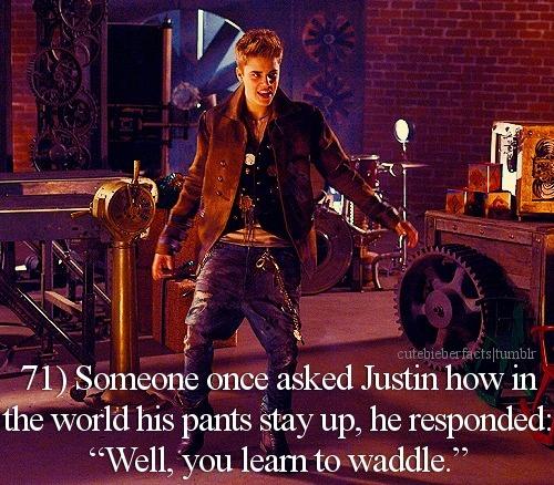 Justin Bieber Facts
