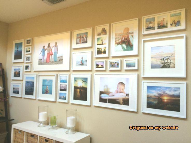 Canvas art ideas diy easy diy tutorial gallery wall