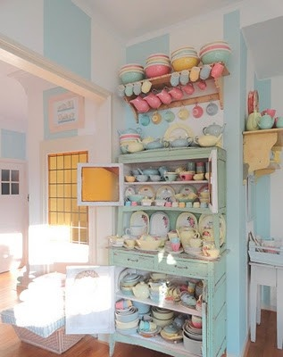 die 117 besten bilder zu pastel kitchen auf pinterest   pastell ... - Pastell Küche