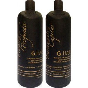 Inoar Tratamento Marroquino Escova Progressiva é um redutor de volume com óleo de cacau. A escova progressiva para todo tipo de cabelo.
