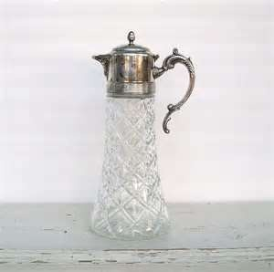 Image Search Results for vintage glass pitchers