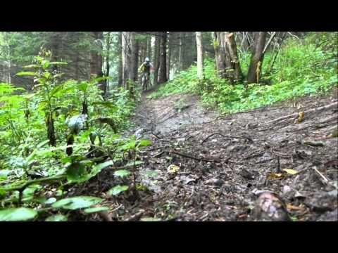 Freeride trať bachledova_HD.mpg - YouTube