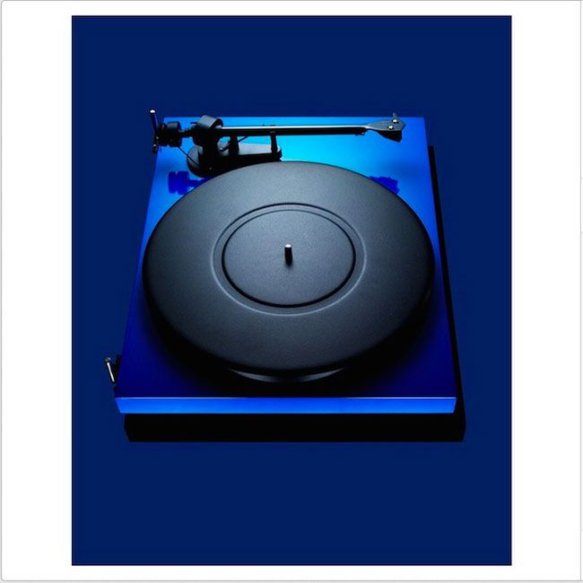 Carbon Turntable