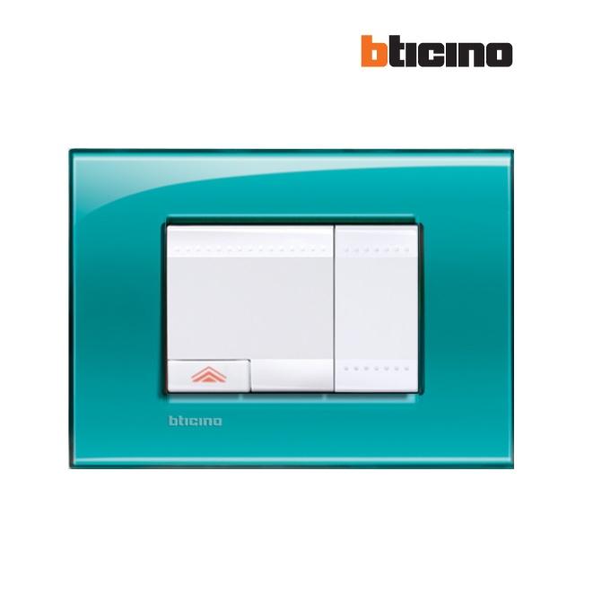Livinglight Verde #BTicino #placca #design #tech #style #green