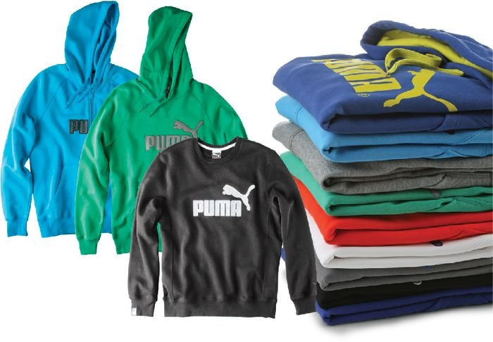 NEW Puma Assorted Men's Winter Fleece