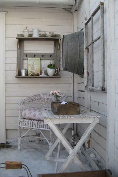 114 best primitive porches images on pinterest country. Black Bedroom Furniture Sets. Home Design Ideas