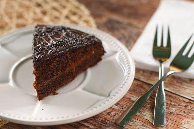 zöldbanán lisztes sacher torta