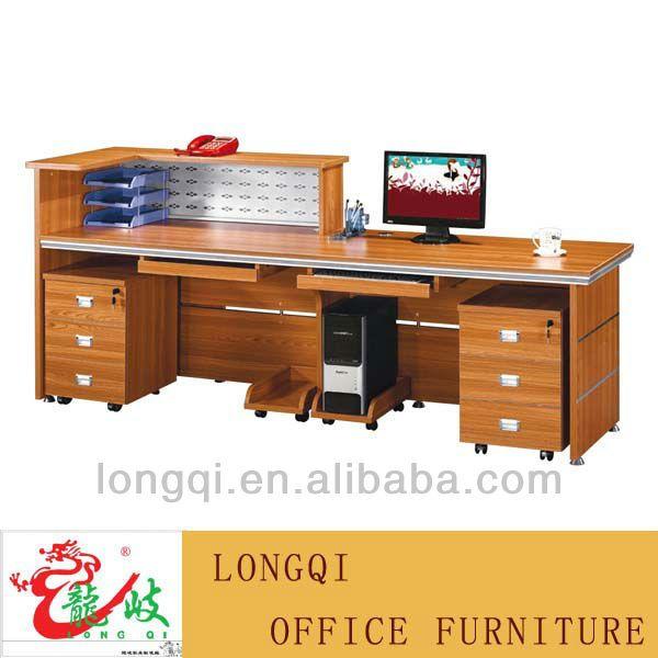 Hot sale high quality hotel reception desk size $300~$399