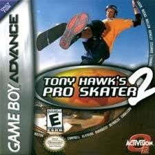 Tony Hawk's Pro Skater 2 - Game Boy Advance Game