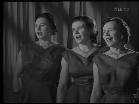 Metrotytöt - Alla Venäläisen kuun 1959 - YouTube