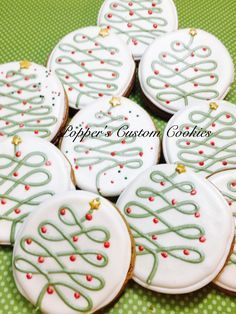 Image result for royal icing christmas cookies