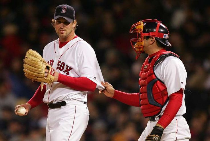 The most lopsided MLB trade deadline deals  -  July 12, 2017:     MARINERS TRADE DEREK LOWE AND JASON VARITEK TO RED SOX FOR HEATHCLIFF SLOCUMB (1997)  -   Slocumb wasn't having a good year in 1997, but that didn't stop the Mariners from trading two very good prospects for the closer. He had 10 saves for the M's in 1997 and a 5.32 ERA for Seattle the following year. Lowe spent eight seasons with Boston, going 70-55 with a 3.72 ERA. Varitek was even better...   MORE...