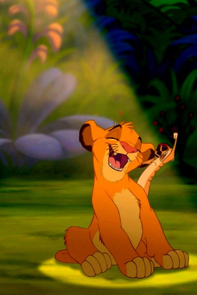 Hakuna Matata - Simba and Timon | disney | Pinterest ...