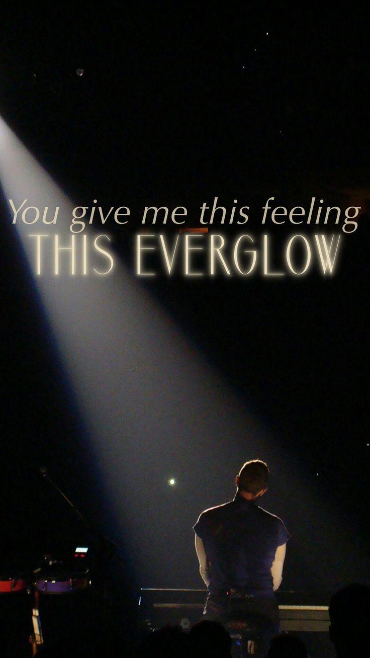 Chasing Cars Lyrics Wallpaper The 25 Best Everglow Coldplay Lyrics Ideas On Pinterest