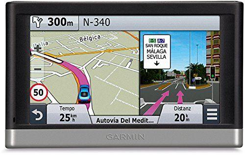 Garmin nüvi 240lmt GPS TMC (Carte mises à jour à vie, Transport Licence Radio, 10.92cm (4,3pouces) Écran tactile): GPS de voiture avec…