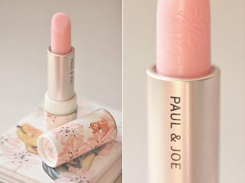Paul & Joe  pretty pinkLipsticks Colors, Soft Pink, Makeup, Lips Balm, Alice In Wonderland, Beautiful, Pale Pink, Pink Lipsticks,  Lips Rouge